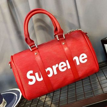 Supreme Women Luggage Travel Bag Tote Handbag