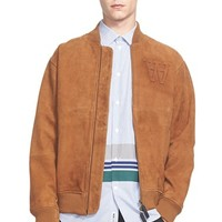 Men's Wood Wood 'Calvin' Suede Jacket,