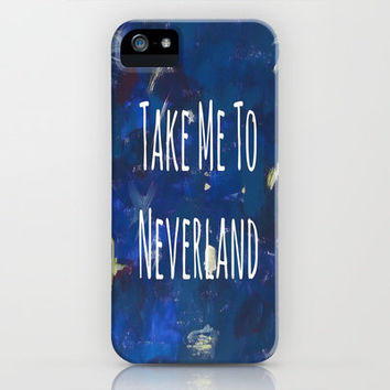 Take Me To Neverland | Galaxy iPhone & iPod Case by Sarah Hinds