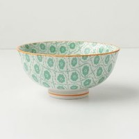 Atom Art Bowls by Anthropologie