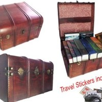 Hogwarts Trunk - Complete 8 Film Collection DVD