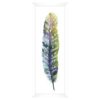 Beautiful Feather I, Paintings