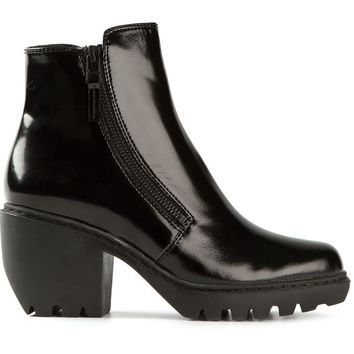 Opening Ceremony side zip ankle boots