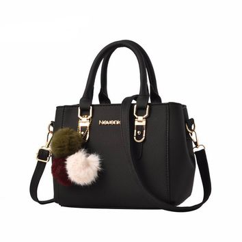 Faux Leather Womens Small Tote Bag