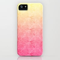 Gradient #1 iPhone Case by Haleyivers | Society6