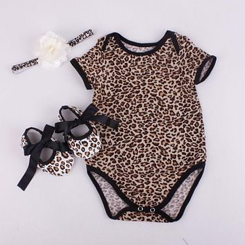Baby  Outfits Set Clothes 3Pcs  Multi