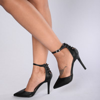 Unexpected Heel - Black