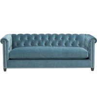 Henry Sofa, Vance Bermuda - Sofas - Furniture