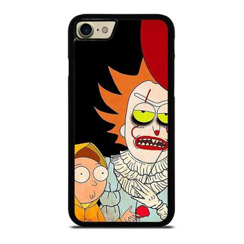 IT RICK AND MORTY iPhone 7 Case Cover