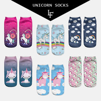 Unicorn Socks Women - 16 styles
