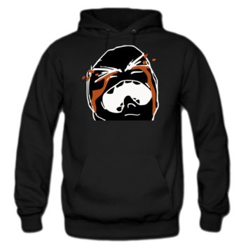 Crying rage face hoodie