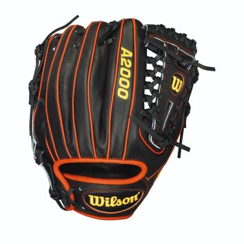 "Wilson A2000 11.25"" Infielders Glove - WTA20RB151788A Right Hand Throw"
