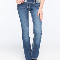 AMETHYST JEANS Mid-Rise Womens Bootcut Jeans | Bootcut