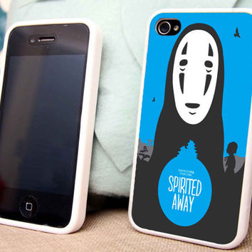 Spirited Away for iPhone 5 5C 5S iPhone 4/4S Samsung Galaxy S3 S4 case