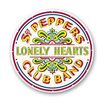 The Beatles | Sgt Peppers Lonely Hearts Club Mousepad