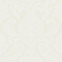 Holden Decor Opus Wallpaper Merletto Heavyweight Vinyl - Cream - 33990