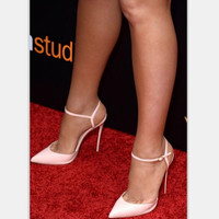 Fashion simple pointed high heels sandals shoes