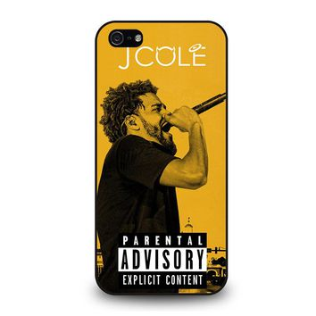 J. COLE HOMECOMING iPhone 5 / 5S / SE Case Cover