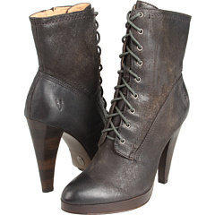 Frye Harlow Lace Up Boots