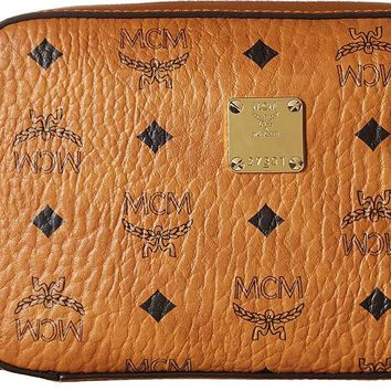 MCM Womens Visetos Original Small Leather Goods Others
