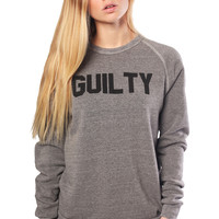 Guilty Innocent Sweatshirt