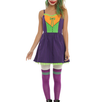 DC Comics The Joker Costume Dress