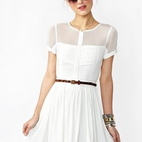 Light Wave Dress in Clothes at Nasty Gal