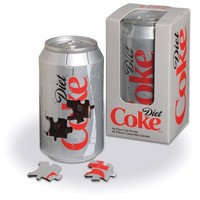Diet Coke - 3D Can | PuzzleWarehouse.com