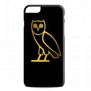 OVOXO Hoodie, Owl For iphone 6 plus case