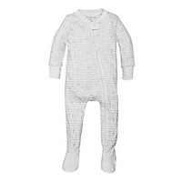 Baby Alphabet Bee Organic Cotton Sleeper