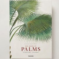 The Book Of Palms by Anthropologie Green One Size Gifts