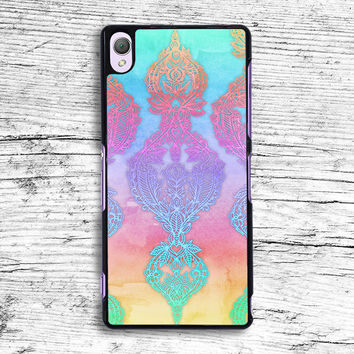 The Ups and Downs of Rainbow Doodles Sony Xperia Case, iPhone 4s 5s 5c 6s Plus Cases, iPod Touch 4 5 6 case, samsung case, HTC case, LG case, Nexus case, iPad cases