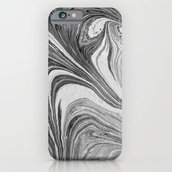 marbling 07 iPhone & iPod Case by LEEMO