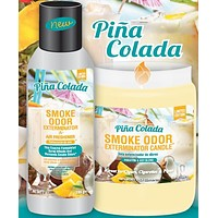 Smoke Odor Exterminator Spray Pina Colada