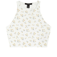 Daisy Love Crop Top