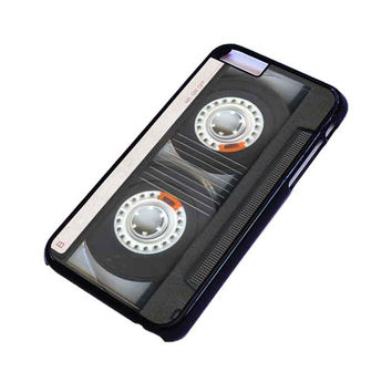 RETRO CASSETE TAPE iPhone 4/4S 5/5S 5C 6 6S Plus Case Cover