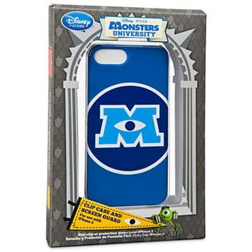 Licensed cool NEW Disney Store Exclusive Monsters Inc University iPhone 5/5S Case Cover Sulley