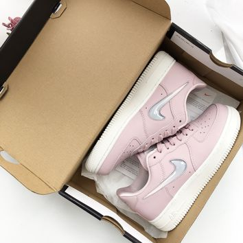 Nike Air Force 1'07 AF1 Jelly Pink Sneakers