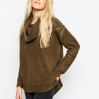 Brave Soul Tall Chunky Knit Jumper