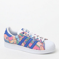 adidas Women's Superstar Farm Sneakers at PacSun.com