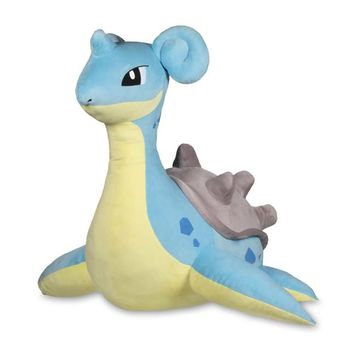 Lapras Poké Plush (Jumbo) - 34 In.