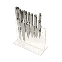 Schmidt Brothers Steel-Cut 15-Piece Cutlery Set