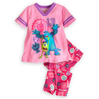Disney Mike and Sulley Sleep Set for Girls - Monsters University | Disney Store