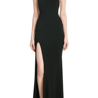 Alexandre Vauthier - Floor Length Gown with Slit