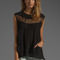 bless'ed are the meek Lost Ark Top in Black from REVOLVEclothing.com