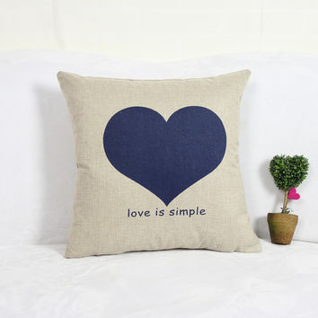 Home Decor Pillow Cover 45 x 45 cm = 4798367428