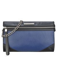 Nine West: Roebling Leather Clutch