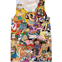 Totally 90s Tank Top