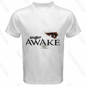 Skillet Band Logo Comatose Awake Alternative Music Tee T-shirt Size S-2XL