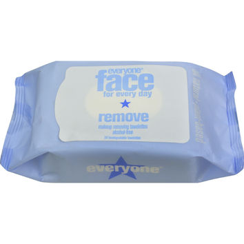 EO Products Everyone Face - Remove Towelettes - 30 ct